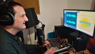 Steve Ledbrook, Sunshine Hospital Radio